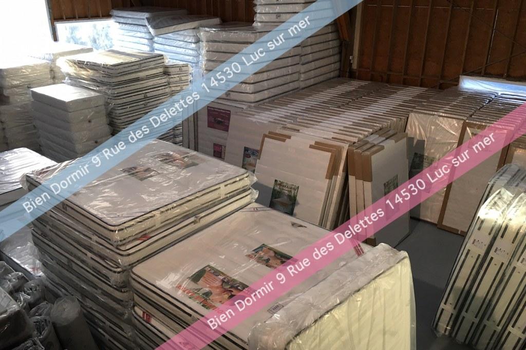 Destockage matelas latex m moire de forme neufs prix direct usine - Memoire de forme ou latex ...