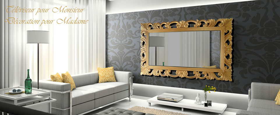 miroir t l fabricant grossiste destockage. Black Bedroom Furniture Sets. Home Design Ideas