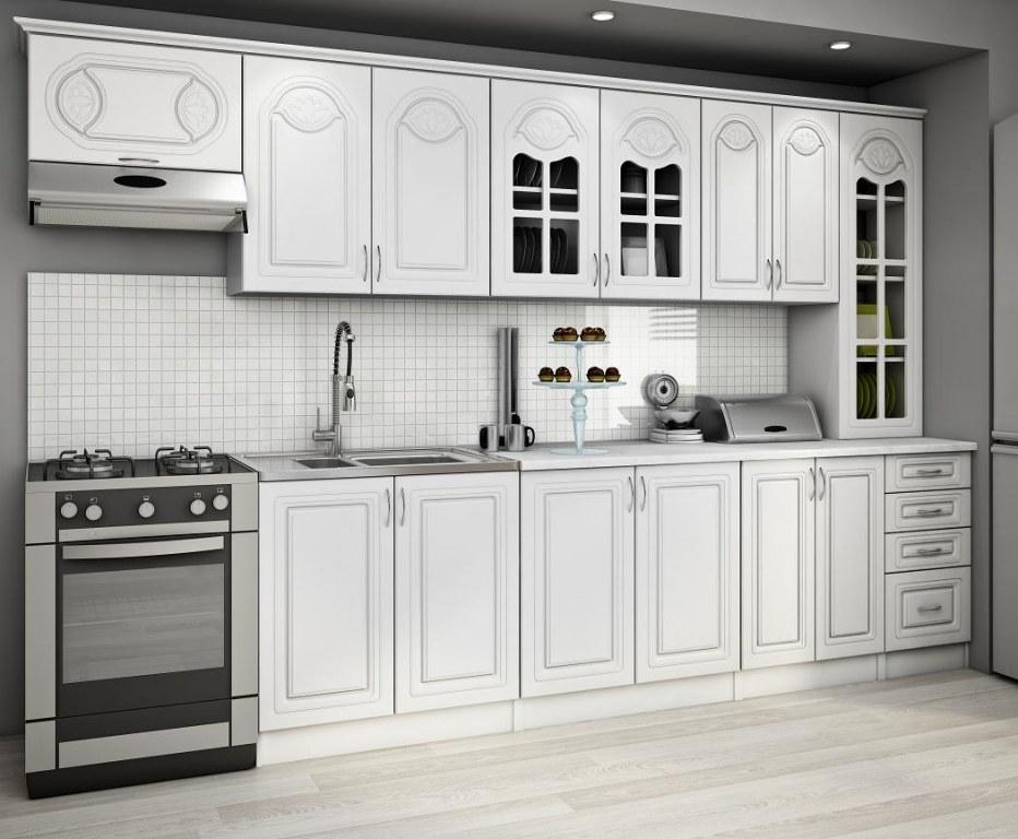 cuisine complete fantas 3m20 luxpola destockage grossiste. Black Bedroom Furniture Sets. Home Design Ideas