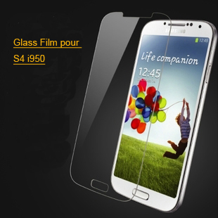 Premium GLASS Film de protection écran 0.3mm pour Samsung Galaxy SIV i9500