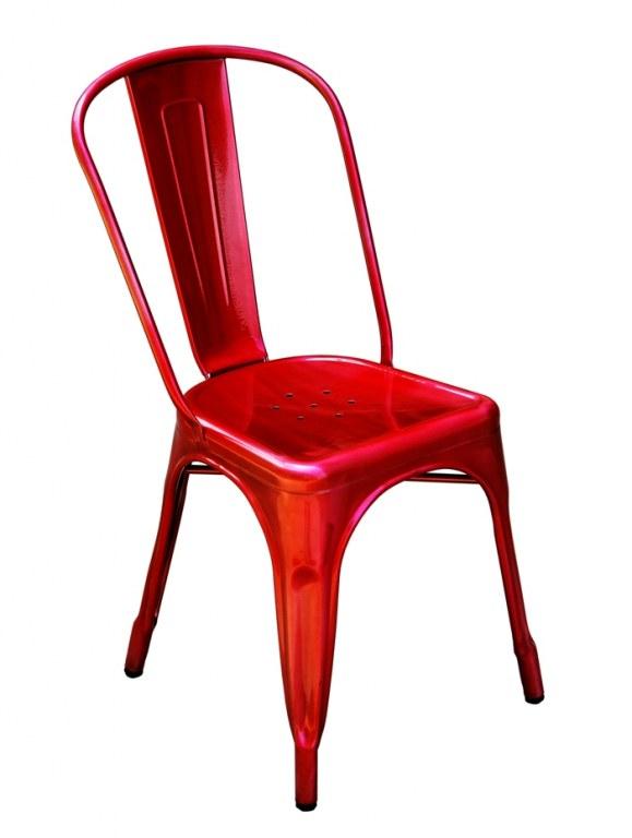 importateur grossite chaise metal rouge destockage grossiste. Black Bedroom Furniture Sets. Home Design Ideas