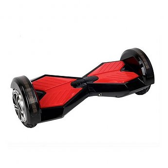 hoverboard balance wheels gyropode scooter 8 pouces avec led. Black Bedroom Furniture Sets. Home Design Ideas