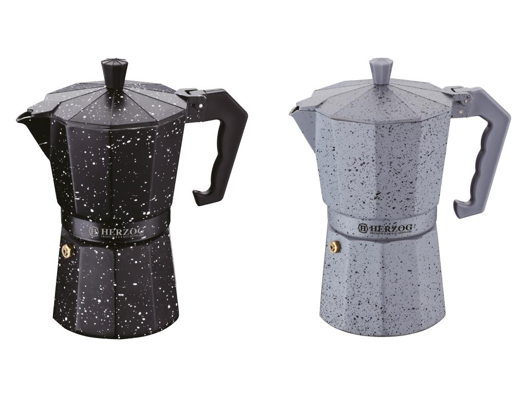 herzog hr esp1 machine caf espresso 6 tasses destockage grossiste. Black Bedroom Furniture Sets. Home Design Ideas