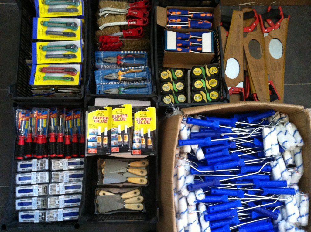 Liquidation d stockage lot d 39 outils 464 pi ces scies tournevis etc - Avis destockage fitness ...