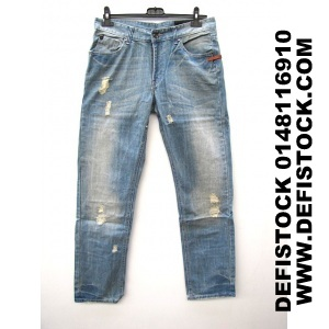 JEANS HOMME REF 2320 7.8€ HT
