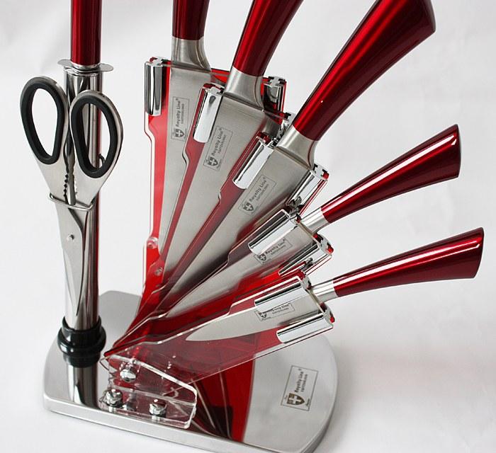 Royalty line rl kss804 set de couteaux 8 pi ces - Set de cuchillos royalty line ...