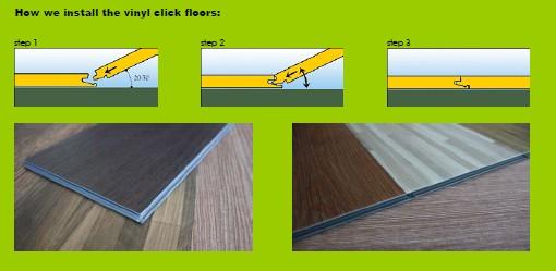 lame parquet pvc clipsable emboitable gamme pro u4p3 destockage grossiste. Black Bedroom Furniture Sets. Home Design Ideas