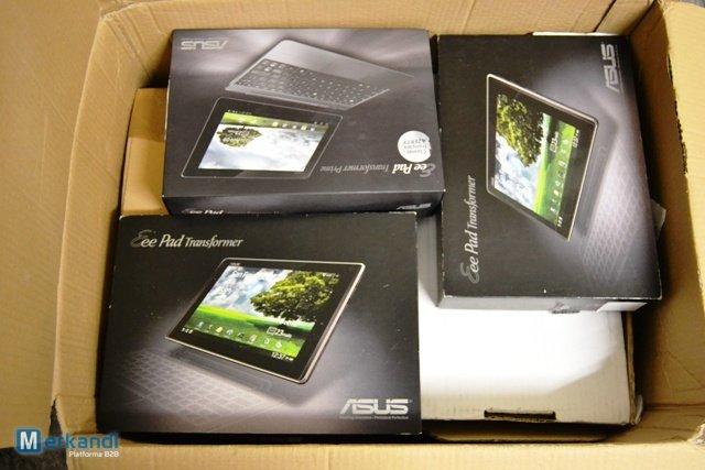 lot de tablettes retour client avec cran cass asus acer samsung. Black Bedroom Furniture Sets. Home Design Ideas