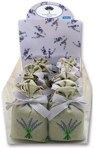 Sachet armoire de lavande 35g destockage grossiste - Sachet parfume pour armoire ...