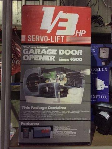 Moteurs elec de porte de garage neufs destockage grossiste for Garage gold nevers avis