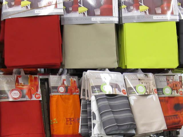 palettes linge de maison sarl prospect excel destockage grossiste. Black Bedroom Furniture Sets. Home Design Ideas