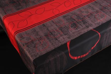 grossiste fournisseur nappes anti tache polyester destockage. Black Bedroom Furniture Sets. Home Design Ideas
