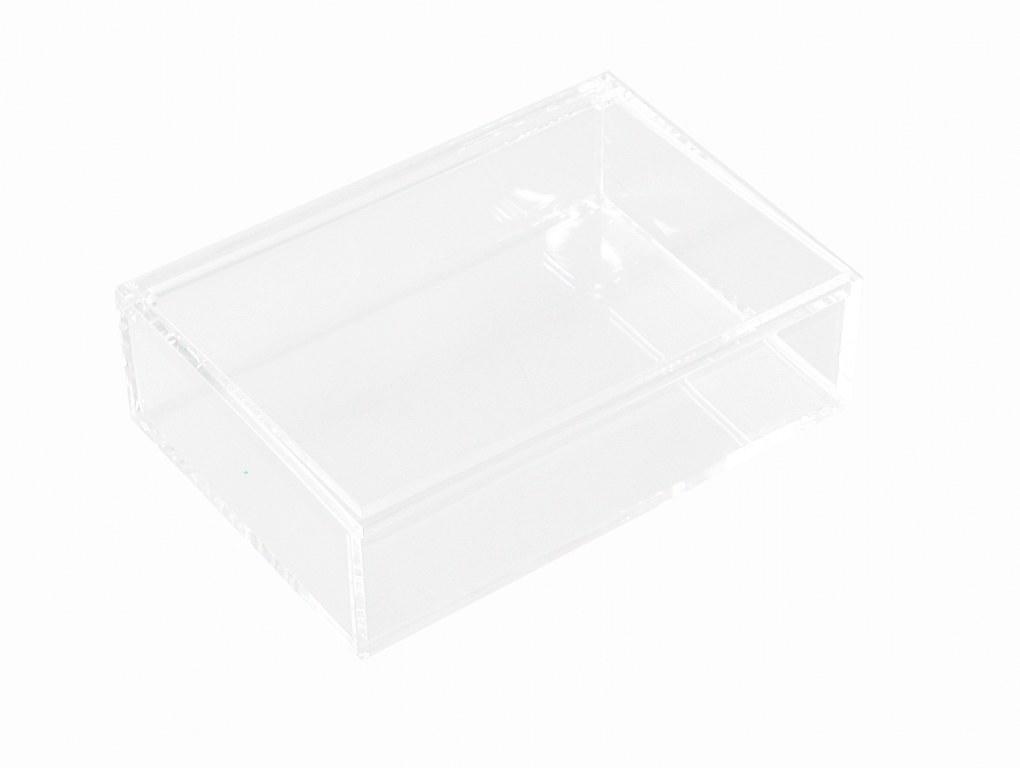 Boite transparente en acrylique destockage grossiste - Boite acrylique transparente ...
