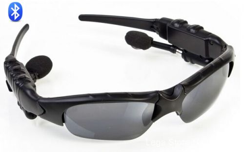 sport design lunettes soleil bluetooth universel ecouteur. Black Bedroom Furniture Sets. Home Design Ideas