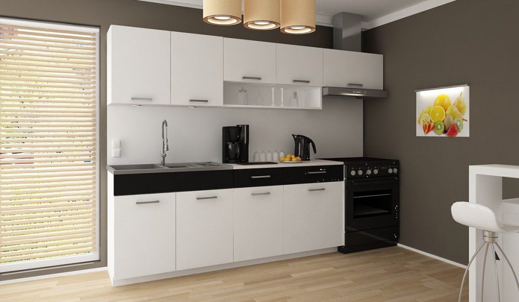 cuisine quip e manhathan dhimport destockage grossiste. Black Bedroom Furniture Sets. Home Design Ideas