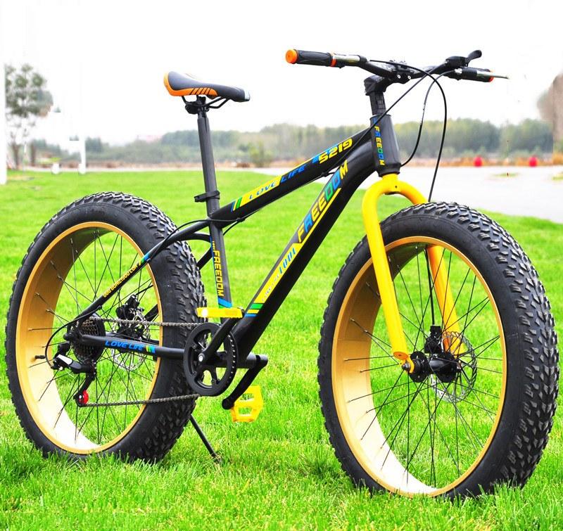 vtt fat bike 26 pouces 4 0 24 vitesses destockage grossiste. Black Bedroom Furniture Sets. Home Design Ideas