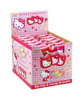 Hello Kitty Zip Clip