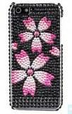 Grossiste,fournisseur chinois : Cas motif fleur dur pour l'iPhone 5