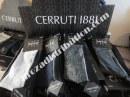 Chaussettes Cerruti 1881 bicolores.