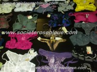 GROSSISTE DESTOCKEUR LOT DE LINGERIE ETAM