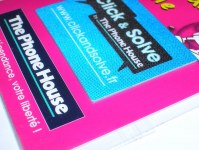 Sticky Cleaner Microfibre, objet publicitaire personnalisable