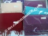 Très belles écharpes Cachemire couleurs unies