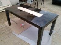 meubles acier design
