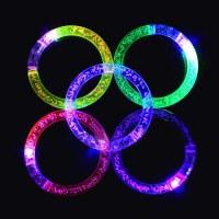 Bracelets lumineux personnalisables