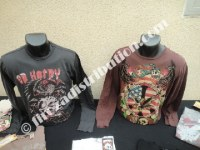 T-Shirts homme ML Ed Hardy.