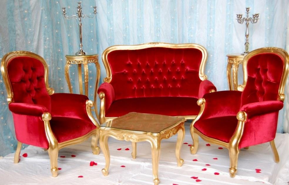 Grossiste banquette mariage 126 events destockage - Grossiste decoration mariage ...