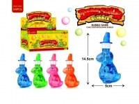"""Bâton bulles à savon """"T-Rex"""" 50ml coloris assortis à partir de 0€46 HT"""