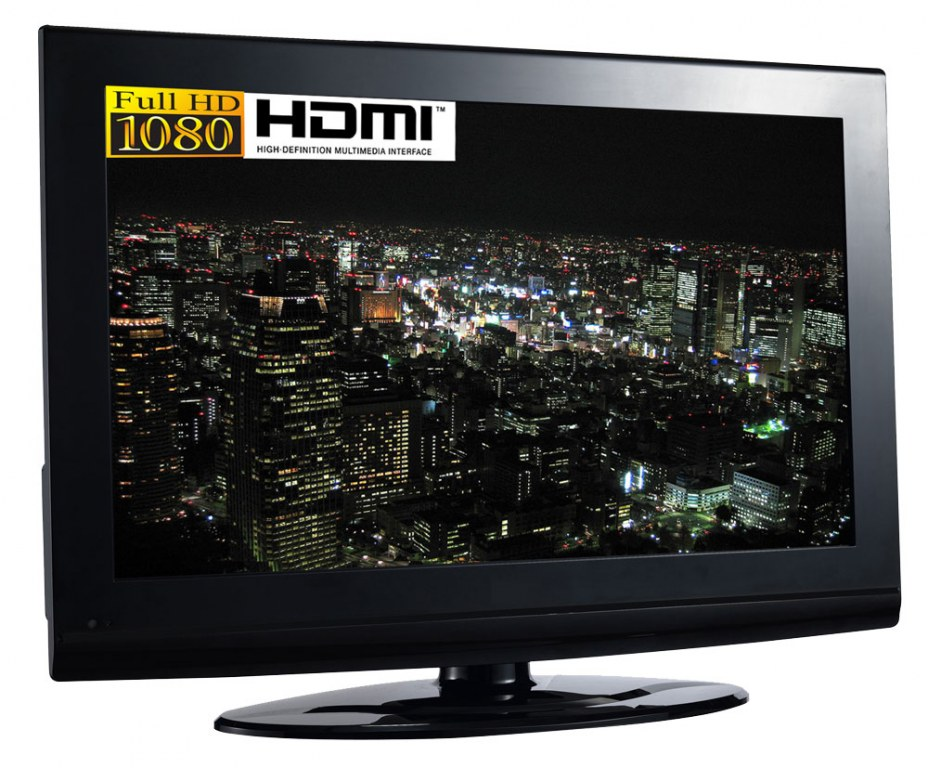 tv lcd full hd 37 pouces 94 cm hdmi sans tnt. Black Bedroom Furniture Sets. Home Design Ideas