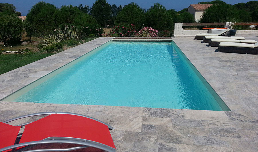 A saisir destockage travertin 40 60cm interieur ex grossiste for Piscine destockage