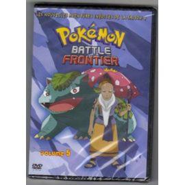 DVD Pokémon Battle Frontier Volume 5