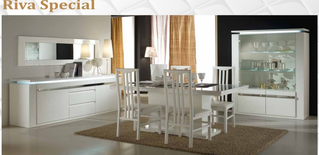 Grossiste Salle Destockage à manger NKL MEUBLE Riva DISCOUNT eYDIbH2WE9