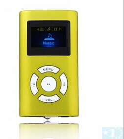 Grossiste, fournisseur et fabricant M55/4GB MP3 Player With OLED Display And Speaker