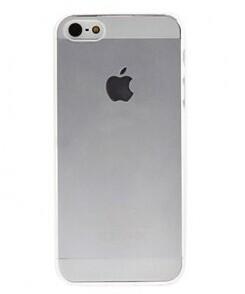 Grossiste,fournisseur chinois : Aborigines - Etui iPhone 5 - Transparent - Couvre arriè...