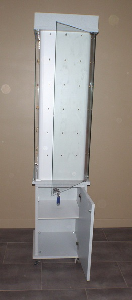 vitrine pr sentoir pour professionnel ou collectionneur. Black Bedroom Furniture Sets. Home Design Ideas
