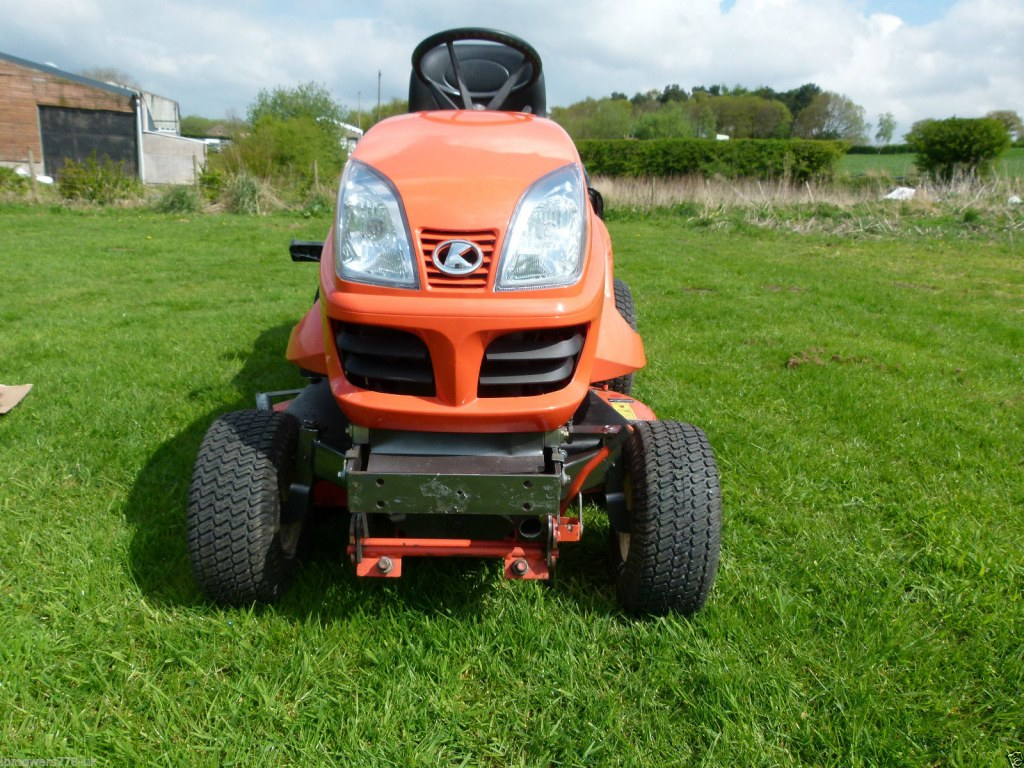 tondeuse autoport u00e9e kubota gr 1600 destockage grossiste
