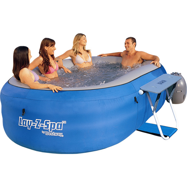 Spa gonflable deluxe xl piscines destockage grossiste - Jacuzzi gonflable occasion ...