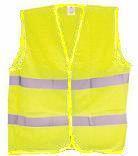 Lots de gilets de sécurité jaune homologués