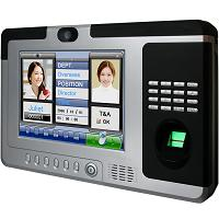 Pointeuse biometrique video