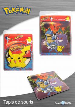 Pokemon tapis de souris - Tapis de souris personnalise belgique ...