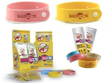 Grossiste Bracelet anti moustique Bugslock