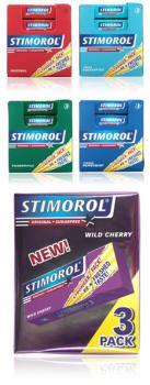 STIMOROL ORIGINAL / WILD CHERRY / EUCALYPTUS