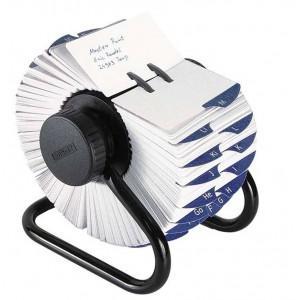 Fichier Rotatif Pour Cartes Professionnelles
