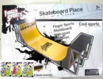 fournisseur accessoire finger skate rampe destockage grossiste. Black Bedroom Furniture Sets. Home Design Ideas