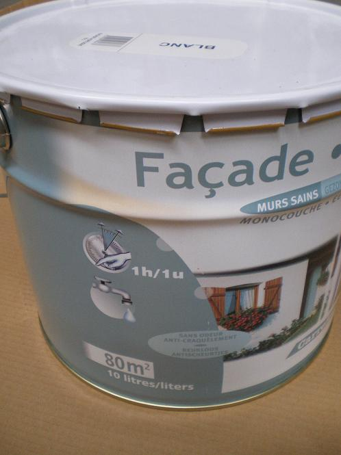 Lot peinture glycero acrylique pliolithe 1 kg destockage grossiste - Peinture glycero ou acrylique ...