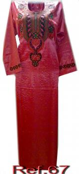 Robes Orientales Alep SYRIE