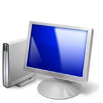 PC COMPLET P4 2.8 40 GO DISQUE DUR AVEC ECRAN TFT